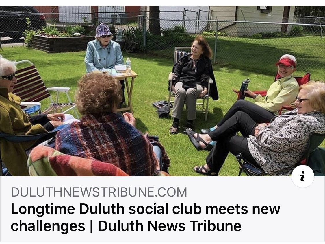 DWC Featured in Duluth News Tribune